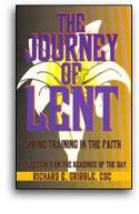 The Journey Of Lent