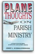 Plane Thoughts On Parish Ministry