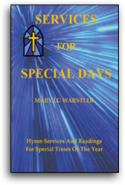 Services For Special Days